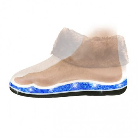 Relax Gel Slippers Chaussons /à semelles en gel